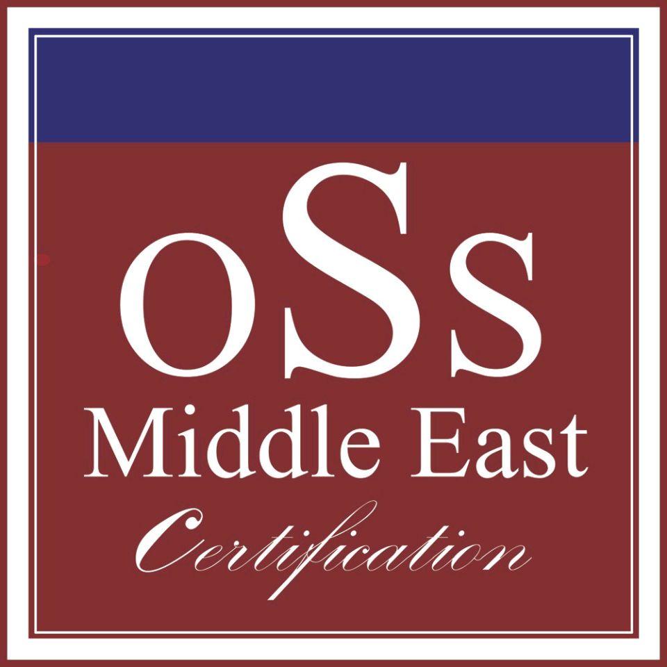 OSS Middle East logo